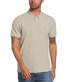 Men's Daddy Slim-Fit Piqué Polo Shirt