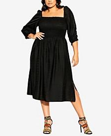 Plus Size Fearless Dress
