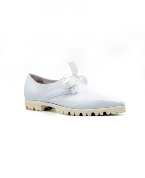 Women's Lace-Up Lugg Loafers Women's Shoes