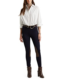 Stretch-Infused Skinny Pants