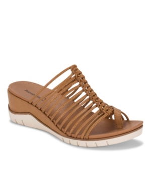 Cambry Wedge Sandal Slides Women's Shoes