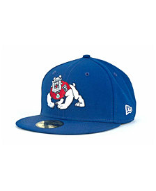 New Era Fresno State Bulldogs NCAA AC 59FIFTY Cap