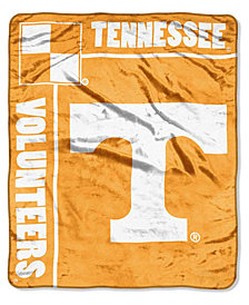 Northwest Company Tennessee Volunteers Plush Team Spirit Throw Blanket