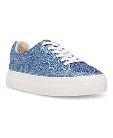 Betsey Johnson Women's Sidny Sneaker