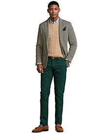 Men's Stretch Straight Fit Chino Pants