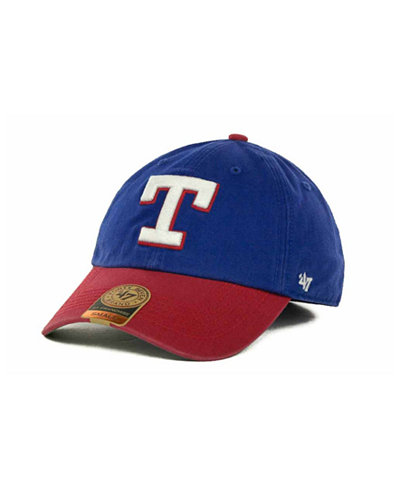 '47 Brand Texas Rangers MLB '47 Franchise Cap