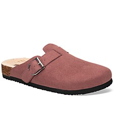 Perlaa Cozy Slip-On Mule Clogs, Created for Macy's