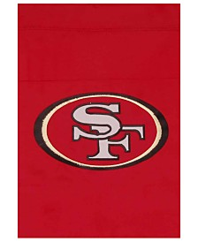 Party Animal San Francisco 49ers Garden Flag