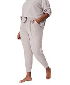 Plus Size Trendy Super Soft Slim Fit Pants