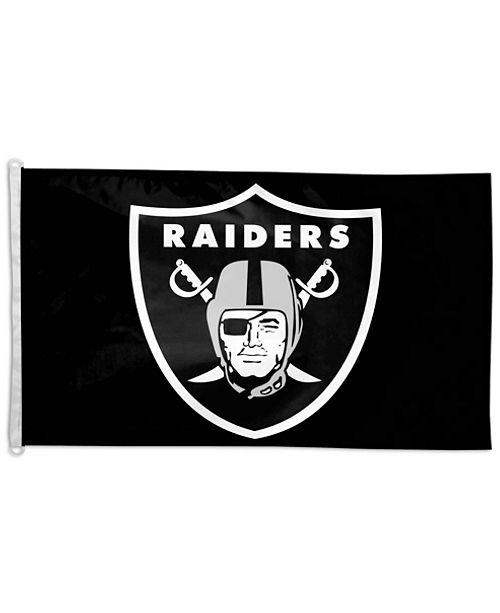 Wincraft Oakland Raiders Flag