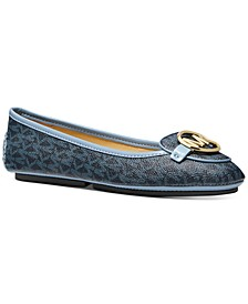 Women's Lillie Moccasin Flats