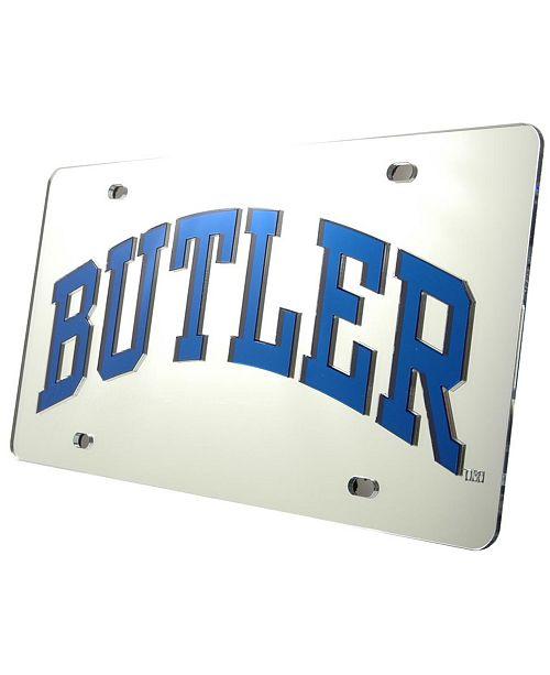 Stockdale Butler Bulldogs License Plate