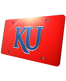 Stockdale Kansas Jayhawks License Plate