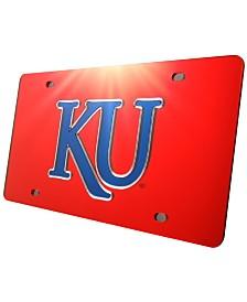 Stockdale Kansas Jayhawks License Plate