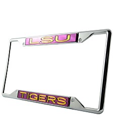 Stockdale LSU Tigers Laser License Plate Frame
