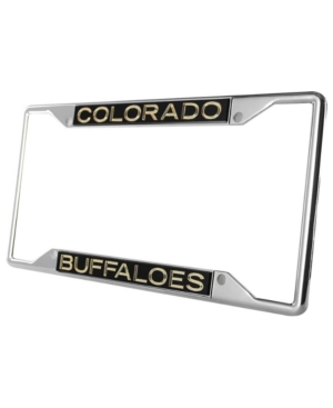 Stockdale Colorado Buffaloes Laser License Plate Frame