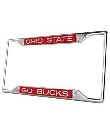 Ohio State Buckeyes Laser License Plate Frame