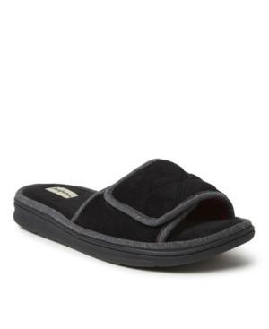 Men's Cooper Quilted Terry Adjustable Slide Slippers Men's Shoes