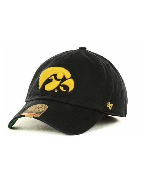 efc7c32690a2c 47 Brand Iowa Hawkeyes Franchise Cap   Reviews - Sports Fan Shop By ...