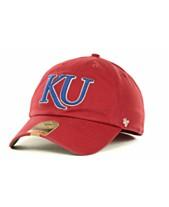 dc56ad36cdb2e  47 Brand Kansas Jayhawks Franchise Cap