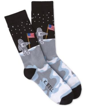Men's Man on the Moon Socks