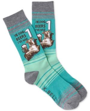 Men's Dog Beers Socks