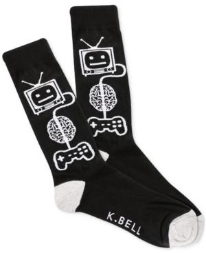 Men's Game Brain Socks
