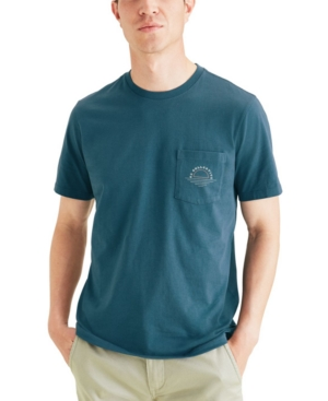 Men's Slim-Fit Pocket Graphic T-Shirt