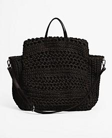 Women's Raffia Handmade Bag