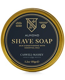 Heritage Almond Shave Soap, 150 g