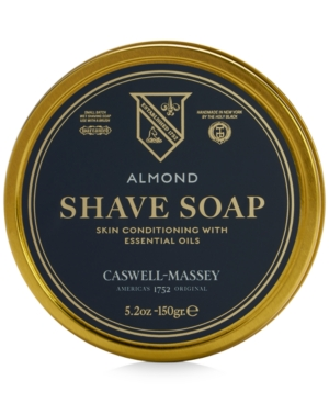 Heritage Almond Shave Soap
