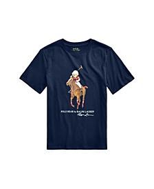 Big Boys Polo Bear Big Pony Cotton Tee