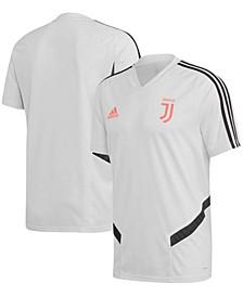 Men's White Juventus 2019/20 On-Field Training Jersey