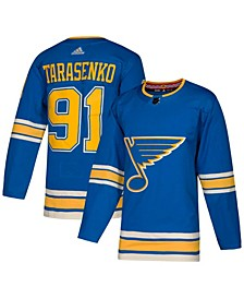 Men's Vladimir Tarasenko Blue St. Louis Blues Alternate Authentic Player Jersey
