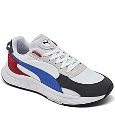 Men's Wild Rider Rollin Casual Sneakers from Finish Line