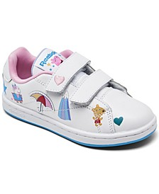 Little Girls Peppa Pig Royal Complete CLN 2 Stay-Put Casual Sneakers from Finish Line