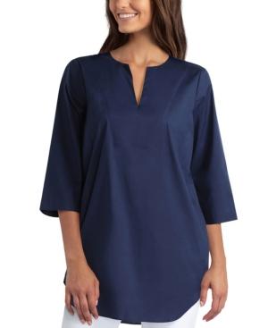 Women's 3/4 Sleeve Tunic Top