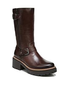 Jagger Mid Shaft Boots