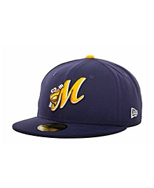 Montgomery Biscuits MiLB 59FIFTY Cap