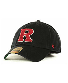 '47 Brand Rutgers Scarlet Knights NCAA '47 Franchise Cap