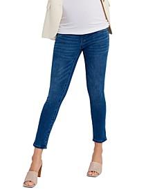 Luxe Secret Fit Belly® Skinny Maternity Jeans