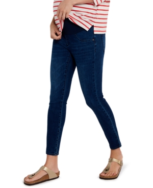 Luxe Secret Fit Belly Skinny Maternity Jeans