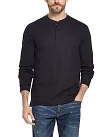 Waffle Henley T-shirt