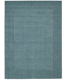 "kathy ireland Home Cottage Grove Coastal Village Ocean 8' x 10'6"" Area Rug"