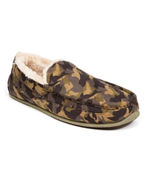 Men's Slippersooz Spun Indoor Outdoor S.u.p.r.o. Sock Cozy Moccasin Slippers Men's Shoes