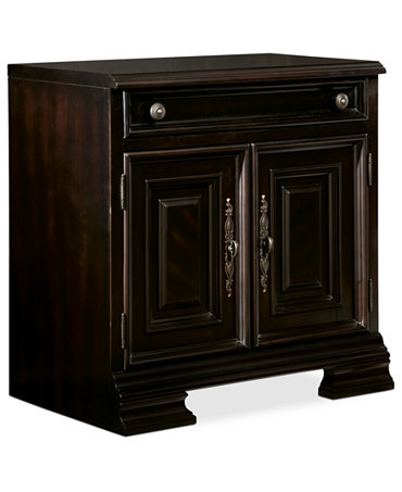 Goodwin Ebony Home Office Desk Base Furniture Macy 39 S