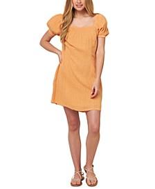Juniors' Mia Smocked Dress