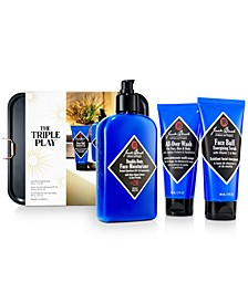 3-Pc. The Triple Play Gift Set