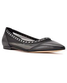 Women's Bizzie Pointy Toe Flat Shoes