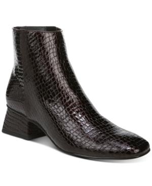 Women's Daysi Kitten Block-Heel Booties Women's Shoes